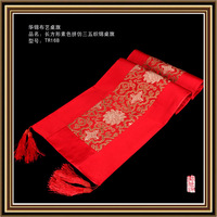 2014 high quality brocade table runner free shipping TR16B