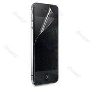5x Diamond Clear LCD Screen Protector Shield Skin Cover For Apple iPhone 5 5G