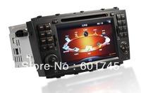 Car Radio FM Transimtter GPS Navigation for Benz C-class W203 AL-7127