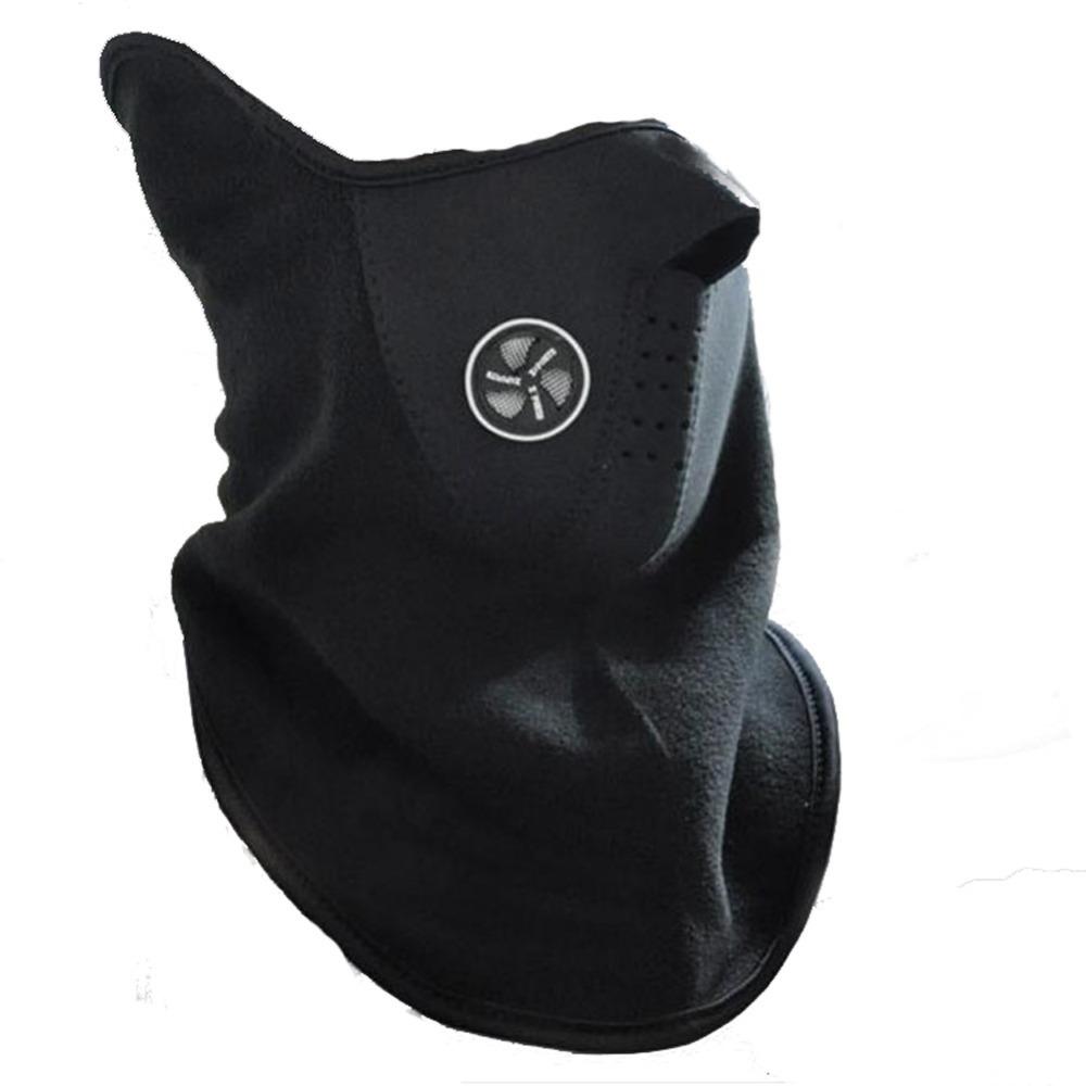 Hot Sale New Neoprene Warm Neck Face Mask Veil Sport Snow Bike Motorcycle Ski Guard HG-0468(China (Mainland))