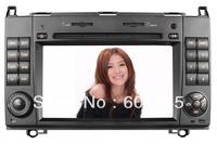 "7"" HD Touch screen Car FM Radio GPS Navigation for Benz W169/W245 Viano and Vito AL-7103"