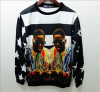 1991 INC. Memorial BIGGIE.LOGO. Star. Sweat . DOPE.CROOKS.DIAMOND Sweatshirts