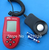Free Shipping Digital Light Meter Luminance Meter Luxmeter Photometer 3 Range Lux NI5L