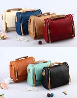 Hot Sale! Women's Handbag Satchel Vintage Leather Crossbody Shoulder Bags Messenger Medium Evening Bag Casual Clutch bag Totes