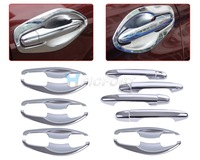 Free shipping & Tracking # New Chrome Door Handle Cover + Cup Bowl combo for Honda CRV 2012 2013 - CA01038-CA01611