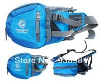 8 Colours double Zipper Waterproof running waist bag,Jogging belt bag,mobile phone sport bag,Oxford cloth fashion bag/A005