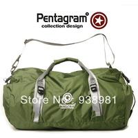 Pentagram large capacity travel bag handbag cross-body bag sports yoga bag High quality gym bag free shipping z302