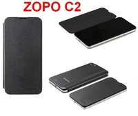 Original Protective Flip Cover Case for ZOPO C2 ZP980 Smart Phone free shipping