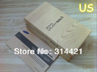 50pcs/lot free shipping DHL NEW Orginal US/EU/UK version Empty Packing Box For Samsung Galaxy Note 3 N9000 without accessories