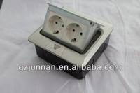 European floor sockets CE approval
