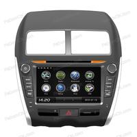 in dash car video player autoradio gps for Mitsubishi ASX