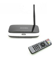 Free Shipping!CS918 A9 Quad-core HDMI RJ45 WiFi Google Android 4.2 TV Box Mini PC 2G DDR3