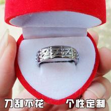 wholesale custom titanium ring