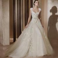 2014 free shipping  new design  bride dress