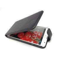 Leather Case Cover Pouch + Film For LG Optimus G Pro E980 E985 F240