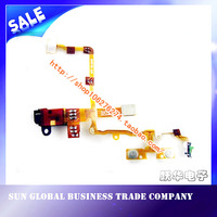 Original audio flex cable For iphone3 replacement / repair parts