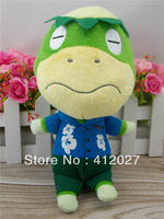 "Sanei Animal Crossing New Leaf Doll 8.5"" Kapp'n Plush"