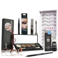 New ! Professional Eye Makeup Full Set  7pcs/lot