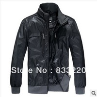 New Style Autumn-Summer Sport down Jacket Match T Shirt Jeans Coat Outdoor Jackets For Men Casual Winter Jacket Men Long Thicken