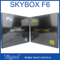 2013 New Arrival Original Digital Satellite TV Receiver Skybox F6 HD Support IPTV USB Wifi Youtube Youtube Cccam Hot Sell