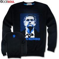 Magic bird chelsea football real madrid inter   sweatshirt outerwear hero-Jose Mourinho