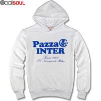 Championsleague fans sweatshirt football outerwear inter  milan goalsoul-s00013 pazza