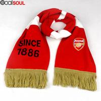 English premier league a football fans scarf yarn muffler scarf decoration goalsoul