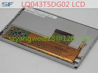 original 4.3inches LQ043T5DG02 LCD Vehicle-mounted LCD screen