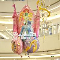 Anagram aluminum foil balloon princess birthday