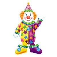 Anagram aluminum foil  balloon oversize clown wedding birthday hydrogen