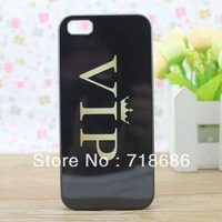 New arrival VIP design case for iphone 4 4s cell phone cases covers to iphone4s free shipping