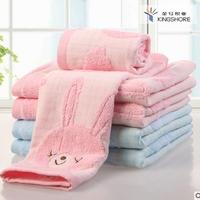 Towel double layer gauze super soft cotton 100% washouts g1572wh
