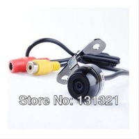 Free shipping new Fashion 170''12V Night Vision Car Rear Camera View Reverse 170 Degree wide viewing angle View Reverse Backup