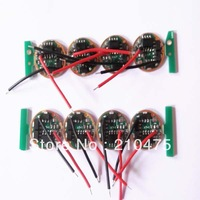 2013 Newest 17mm 7135x3 AK47 1050mA 5-Mode LED Circuit Board LED Driver for Flashlight/Torch free shipping