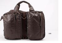free shipping vintga messenger bag men fold shoulder bag computer bag for the discharge of official duties Package