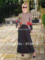 Hot sale Islamic embroidery women's abaya  TK-241  Series(MOQ: 5 Pieces) ,(Abaya , Jilbab, muslim woman's cloth ,arabic cloth)
