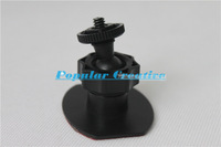 Ingenues super mini driving recorder the windshield mount 3m instrument table sports camera dv holder