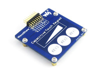 Waveshare capacitor touch board touch button keysters module 3 keysters 1 touch