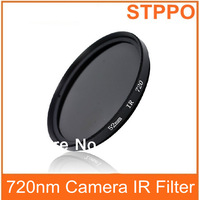 Stppo 77mm IR Filter Infrared Infra-Red 720nm for Nikon Canon  Sony DSLR Cameras