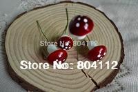 Wholesale Lot Cute Polysstyrene Styrofoam Mushroom Stem Red