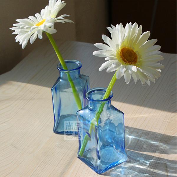 Online kopen wholesale kleine vierkante glazen vaas uit china kleine vierkante glazen vaas - Mode decoratie ...