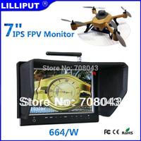 """Lilliput 664/W 7"""" IPS FPV Fatshark HDMI Monitor"""