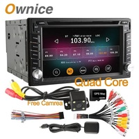 New 100% Pure Android 4.1 OS Car Audio Android 2Din DVD GPS Navigation System Video Player Capacitive Touch Screen Full HD 1080P