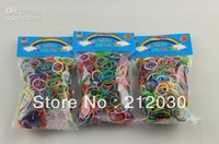 2013 newest DIY Make super fun to wear funny silicone twistz bracelet rainbow loom set rainbow loom kit free shipping