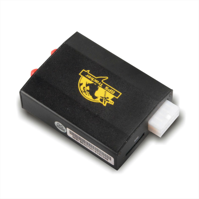 News Products GPS Tracking Car System Support 2GB SD Card With Car GPS Tracker Engine Cut off TK103-2(China (Mainland))
