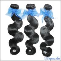 "Fast Shipping Peruvian Virgin Hair Body Wave Hair Extension, 3Pcs/Lot Unprocessed Hair,Natural Color,8""-28"""