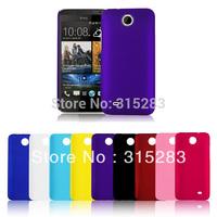 1pcs Colorful Matte Hard Plastic Case Cover for HTC Desire 300 301e Free shipping