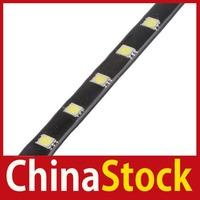 [ChinaStock] 5050 SMD 18 Led Lamp String Waterproof Flexible Car Bar Light Strip 30CM Red wholesale