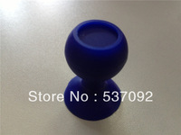 Mini Easy-carrying Silicone Octopus Phone Holder in Dark-blue