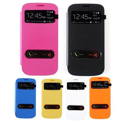 Opening the phone carrying case for sams S3 sams 9300 mobile phone case accessories wholesale(China (Mainland))